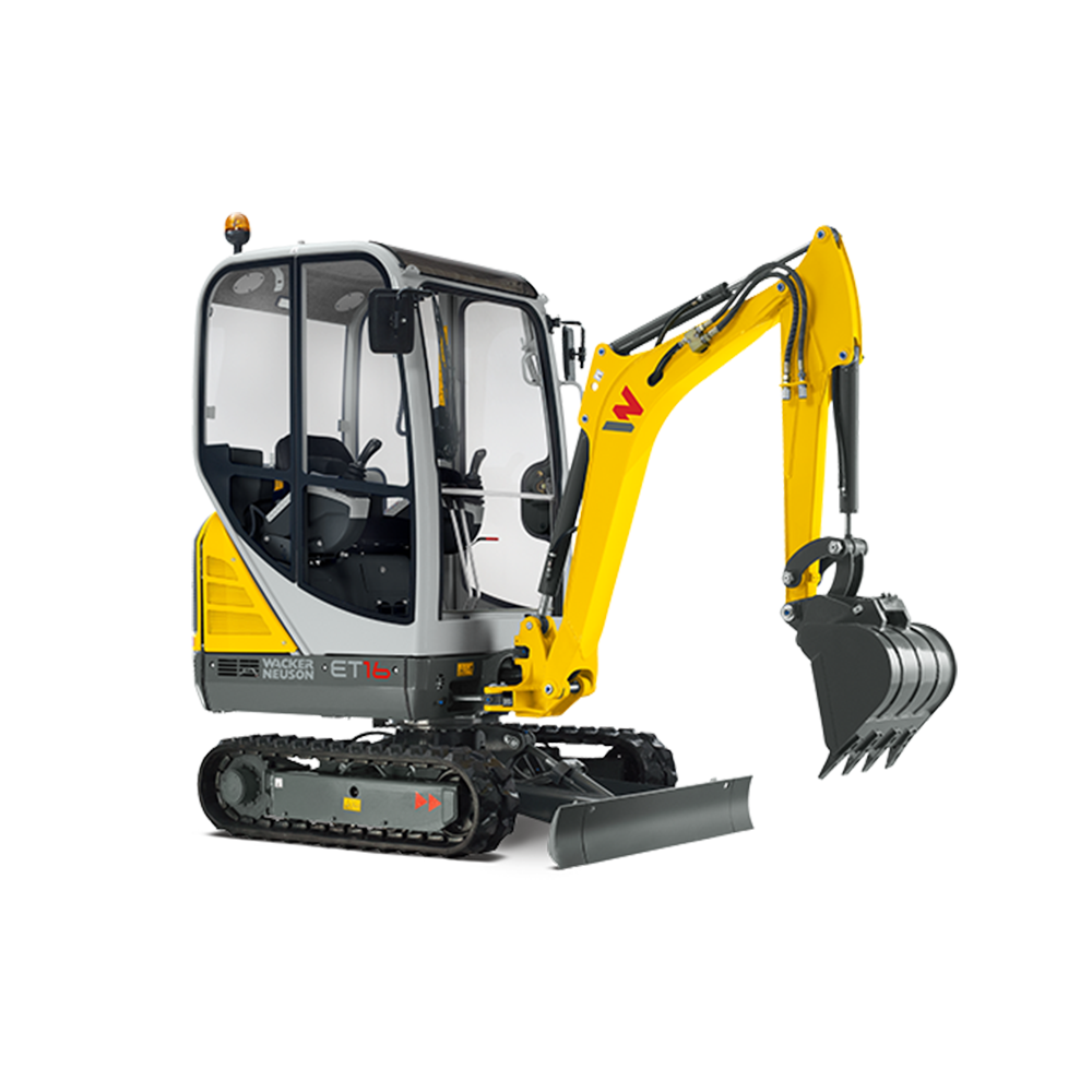 Wacker Neuson ET16 Excavator For Sale