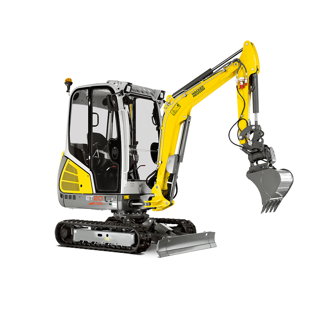 wacker neuson et20 excavator for sale
