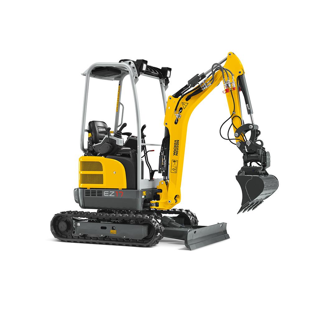 EZ17 Wacker Neuson Excavator for sale lincoln
